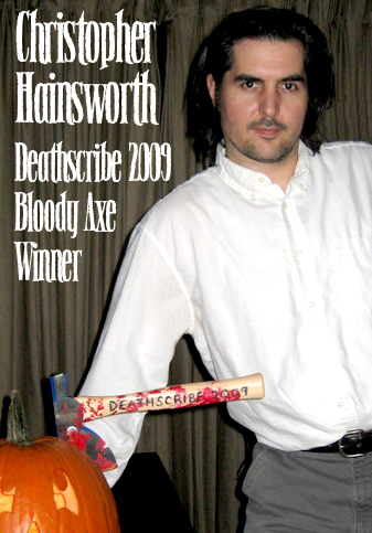 Photo of Chris Hainsworth and Bloody Axe