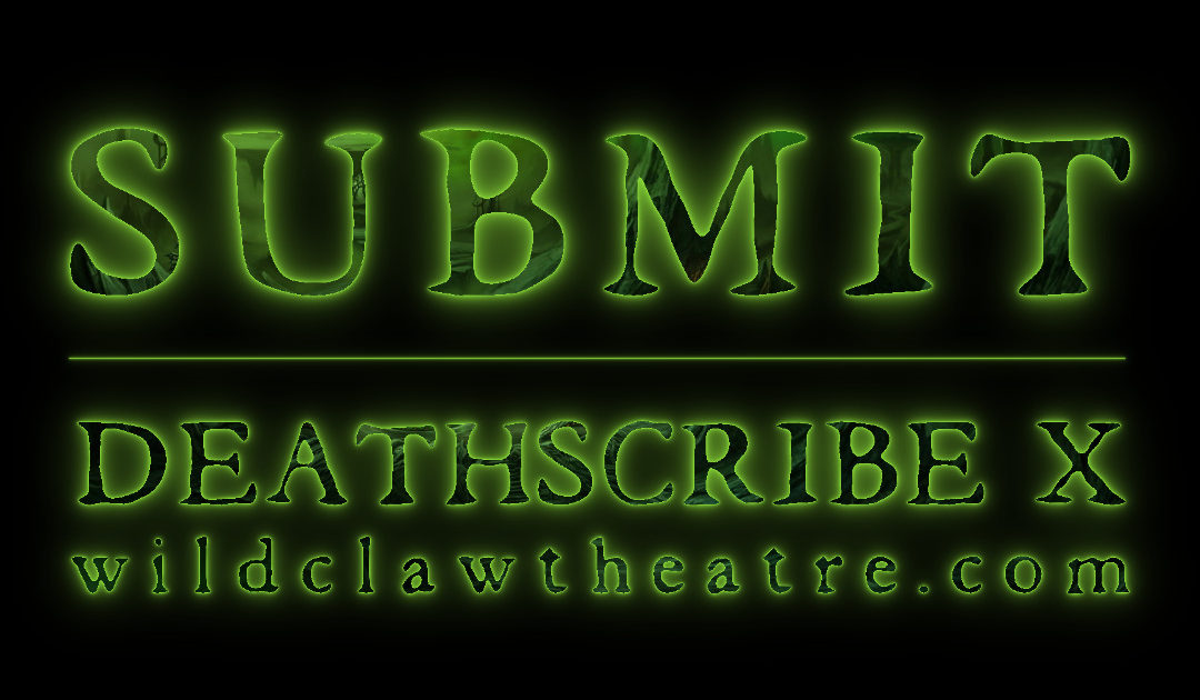 Deathscribe X Submissions: The Halfway Point