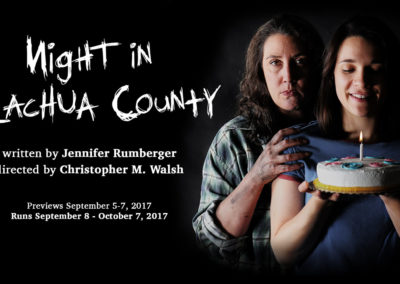 Night In Alachua County (2017)