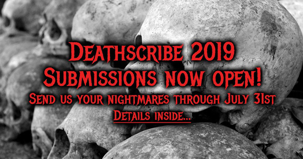 Deathscribe | WildClaw Theatre of Chicago